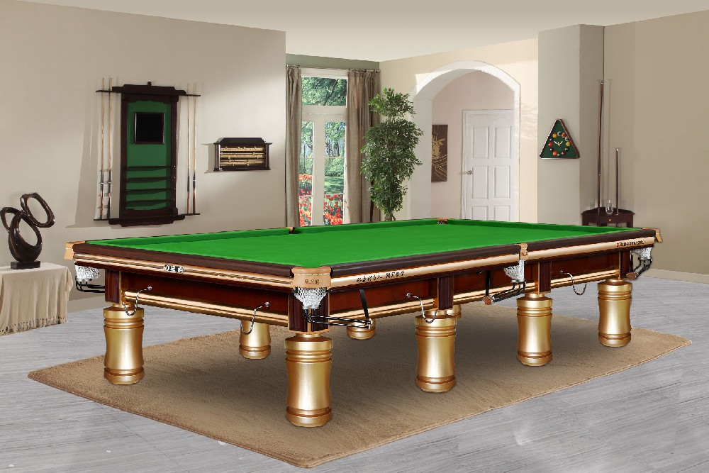 Snooker organization introduction